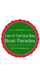 List of Tampa Bay Holiday Boat Parades