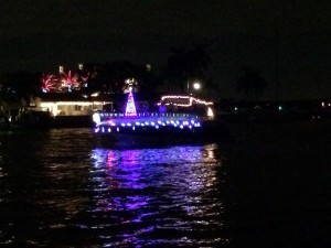 Clearwater Beach Boat Parade